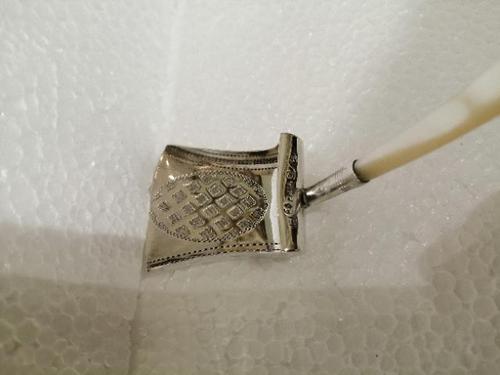 Delightful Silver Caddy Spoon (1 of 5)