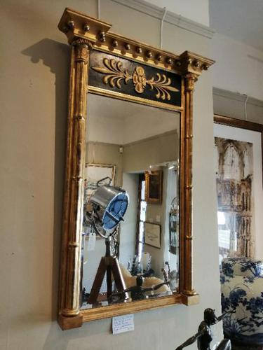 Exceptional Quality Regency Pier Mirror (1 of 6)