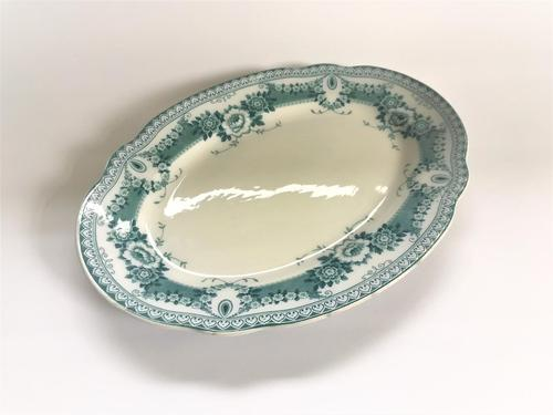 Medium Burslem Edwardian Meat / Serving Platter (1 of 5)