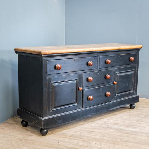 Sycamore Topped Dresser (1 of 10)