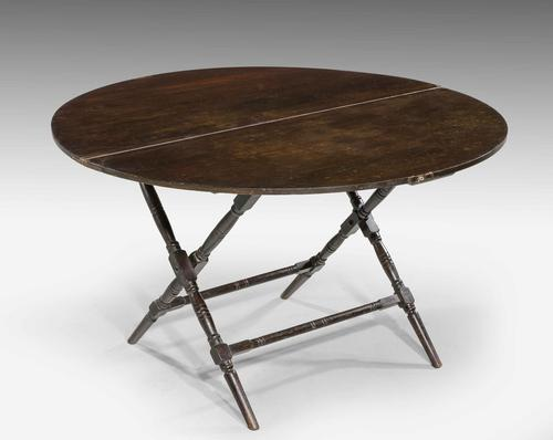 19th Century Mahogany Coaching Table by Thornton Herne (1 of 6)