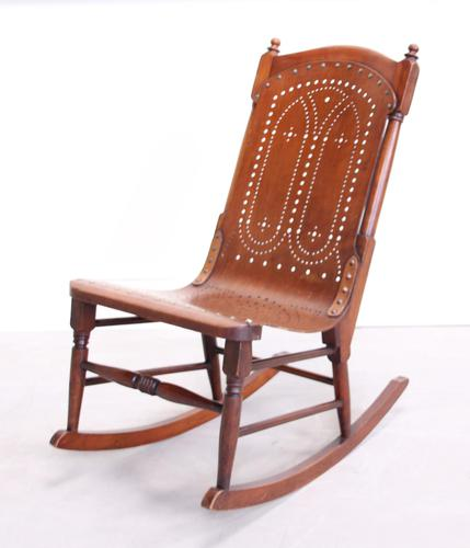 Late 19th Century American Rocking Chair (1 of 10)