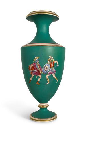 Classical Prattware Vase (1 of 6)