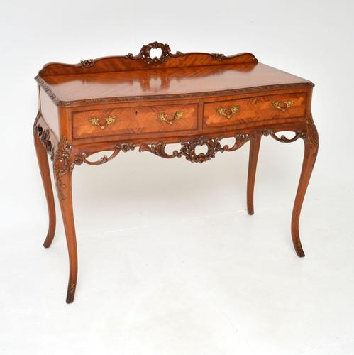 Antique French Style Walnut Server Table (1 of 11)
