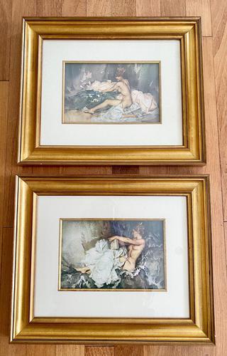 Pair of Russell Flint Prints (1 of 9)