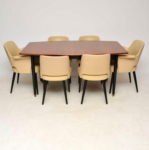1950's Vintage Dining Table & Chairs by Robin Day for Hille (1 of 14)