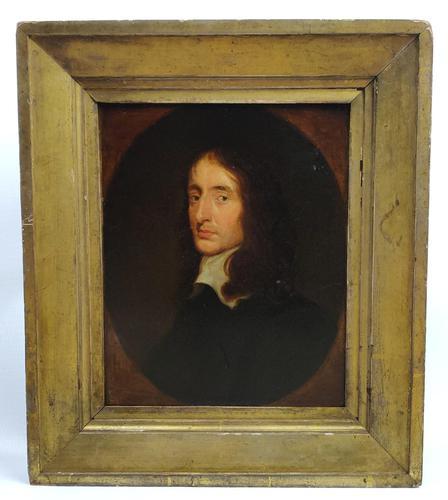 17th Century Portrait of John Selden (1 of 6)