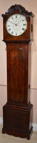 Henry Pottle of Winchester Slim Longcase Clock (1 of 7)