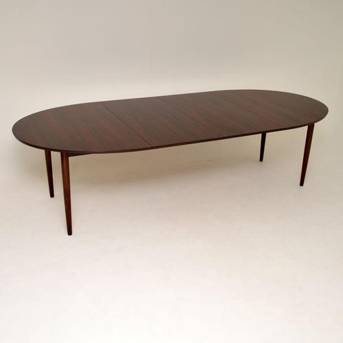 1960's Danish Rosewood Dining Table by Finn Juhl (1 of 12)