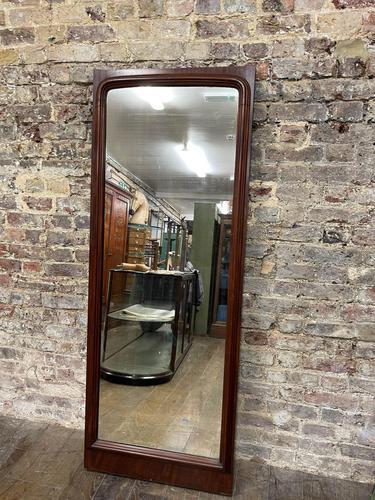 1920s Mahogany Mirror (1 of 3)