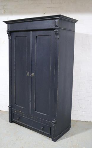Continental Two Door Wardrobe (1 of 10)