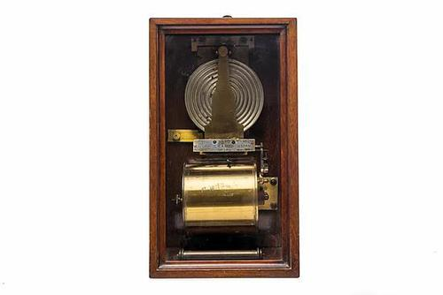 Very Early Redier Wall Barograph (1 of 4)
