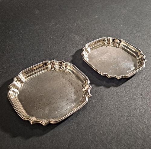 George VI Silver Serpentine Dishes (1 of 4)