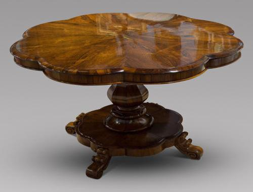 Rosewood Tilt Top Breakfast Table (1 of 4)