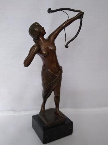 Bronze Figurine (1 of 5)