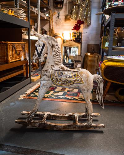 Rocking Horse in Good Condition (1 of 6)