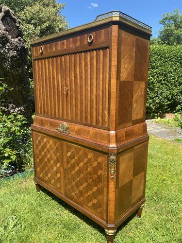 French Parquetry Cabinet (1 of 11)