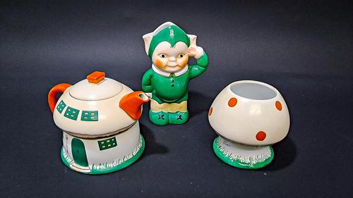 Shelley Boo Boo Nusery Tea Set (1 of 8)