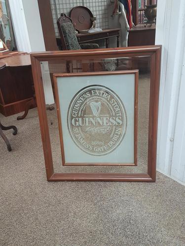 Vintage Guinness Sign (1 of 5)
