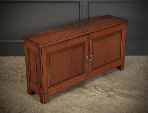 18th Century Oak Low Side Cabinet (1 of 11)