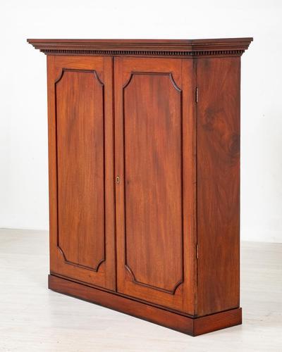 Good Quality Mahogany Georgian Bookcase (1 of 6)