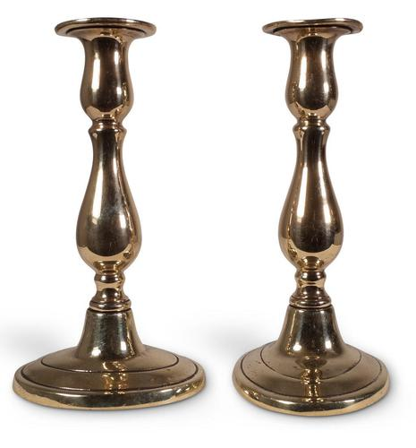 Pair of English Candlesticks (1 of 4)