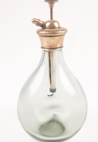 1931-32 Birmingham Silver Topped Perfume Bottle by Vale and Charles (1 of 9)