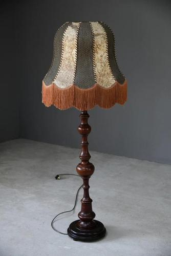 Turned Standard Lamp (1 of 9)
