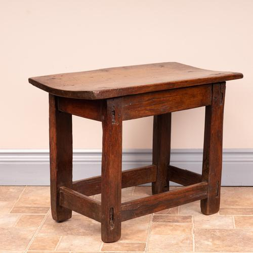 Primitive Occasional Table (1 of 9)