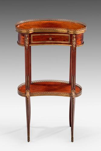 Late 19th Century Mahogany Occasional Table (1 of 6)