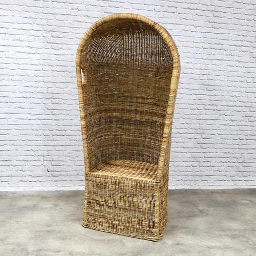Rattan Porter's Chair (1 of 7)