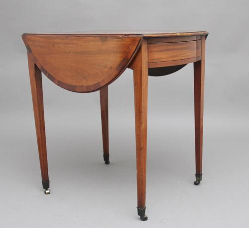 Early 19th Century Mahogany Pembroke Table (1 of 7)