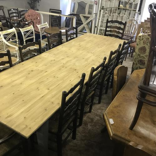 Large Farmhouse Table (1 of 7)