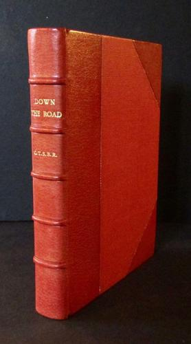 1887 Down The Road or Reminiscences of a Gentleman Coachman by C. T. S. Birch Reynardson (1 of 7)