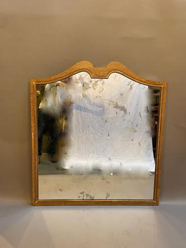 20th Century French Overmantle Mirror (1 of 6)