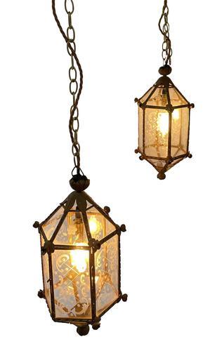 Hexagonal Lanterns (1 of 7)