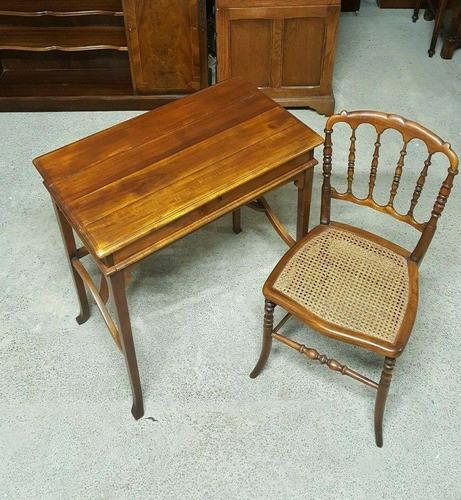 Theodore Alexander Campaign Desk & Chair (1 of 11)