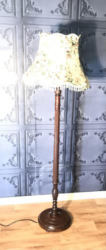 Oak Standard Lamp (1 of 8)