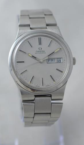 1972 Omega Day Date Wristwatch (1 of 7)