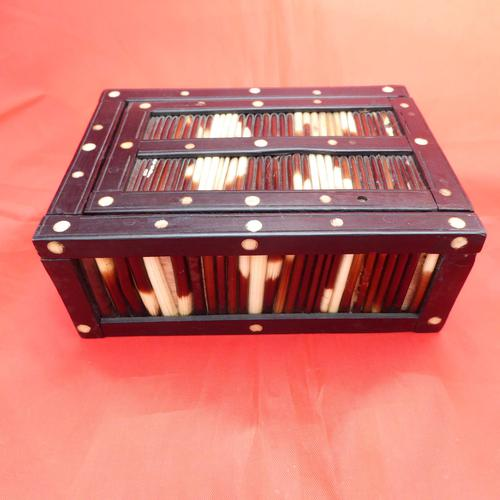 Porcupine Quill Covered Box (1 of 3)