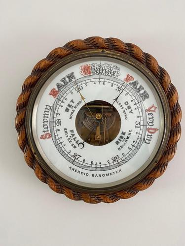 Very Large Ropetwist Barometer (1 of 3)