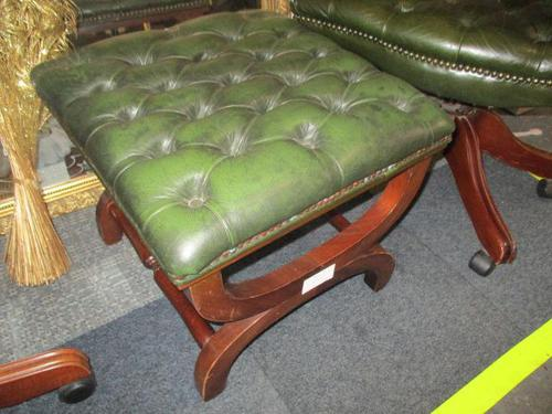 Chesterfield Stool (1 of 3)