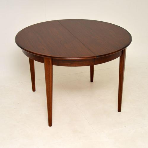 Danish Vintage Rosewood Dining Table by Gunni Omann (1 of 12)