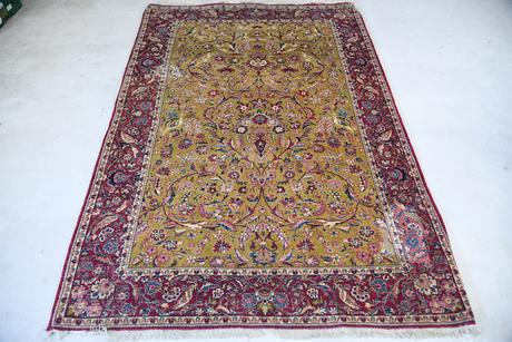 Kashan Rug Early 20th Century (1 of 12)