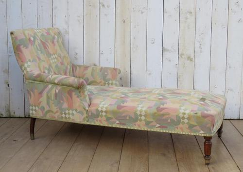 Antique Napoleon III Daybed Chaise For Re-upholstery (1 of 7)