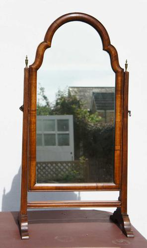 19th Century Victorian Queen Anne Style Dressing Table Mirror (1 of 18)