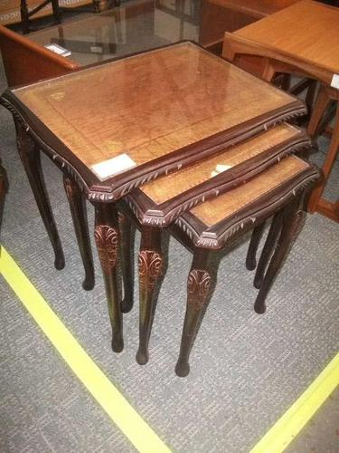Nest of 3 Occasional Tables (1 of 2)