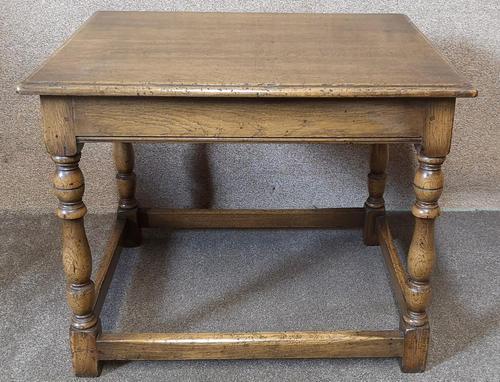 Ipswich Oak Rectangular Shaped Coffee Table (1 of 9)
