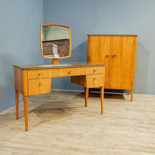 Gordon Russell Walnut Bedroom Suite (1 of 14)