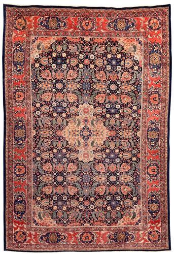 Antique Tabriz Rug (1 of 11)